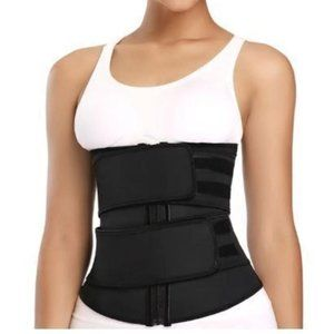DESIGN: This waist trainer has fully adjustable